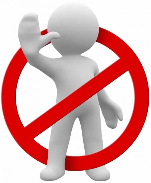 Risultati immagini per sospensione attività clipart